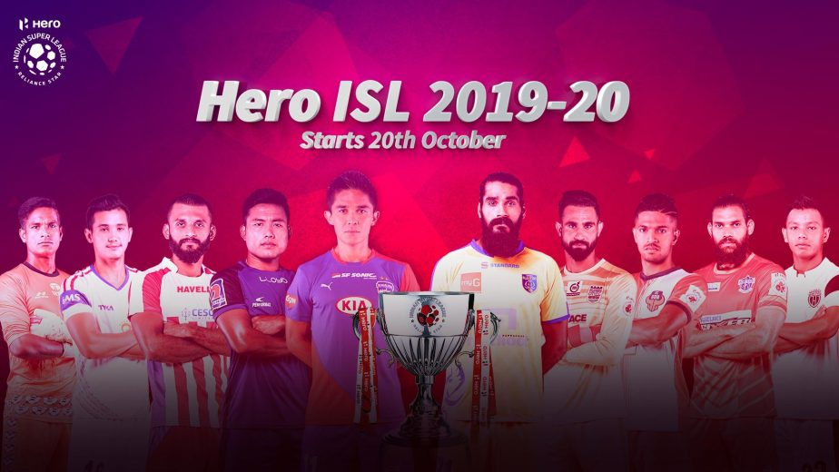 The 6th edition of the Hero ISL will see a recently inaugurated Hyderabad FC, a new ISL Franchise coming in place of FC Pune City