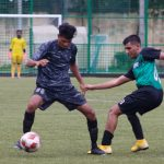 HDFC steamrolled past Bank of Baroda with a 5-1 win while Mumbai Customs beat Central Bank of India 3-1 to secure a quarter final spot from Group B.