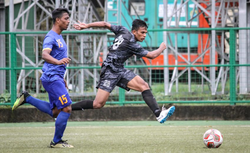 HDFC snub Mumbai City FC U18 challenge to setup title clash against defending champions Air India, who overcame a stiff resistance from Mumbai Customs in the semi-finals