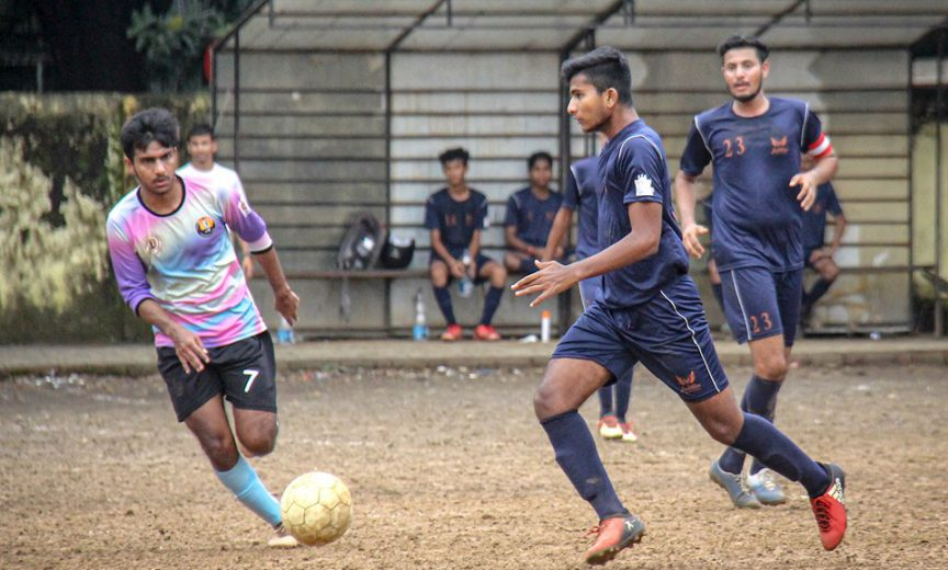 KSA Ambitious FA, Somaiya Sports Academy & India on Track star off their play-off campaign with victories in Rustomjee-MDFA 3rd Division League