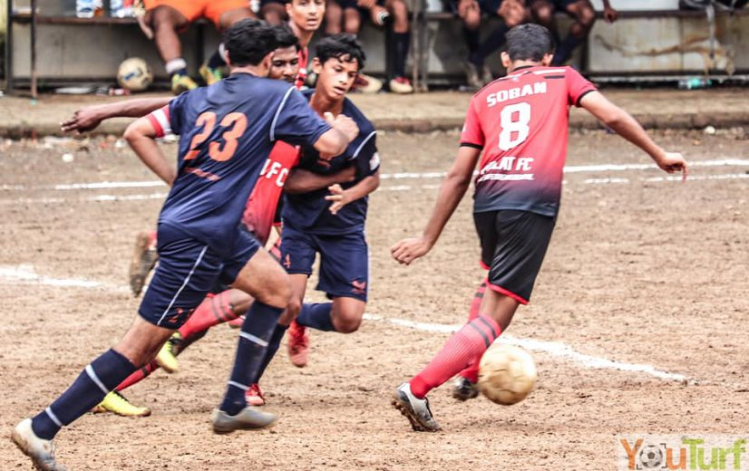 Close games were the story of the day as Jeevies FC, KSA Ambitious FA, Dsouza FA edge their opponent by a single goal margin