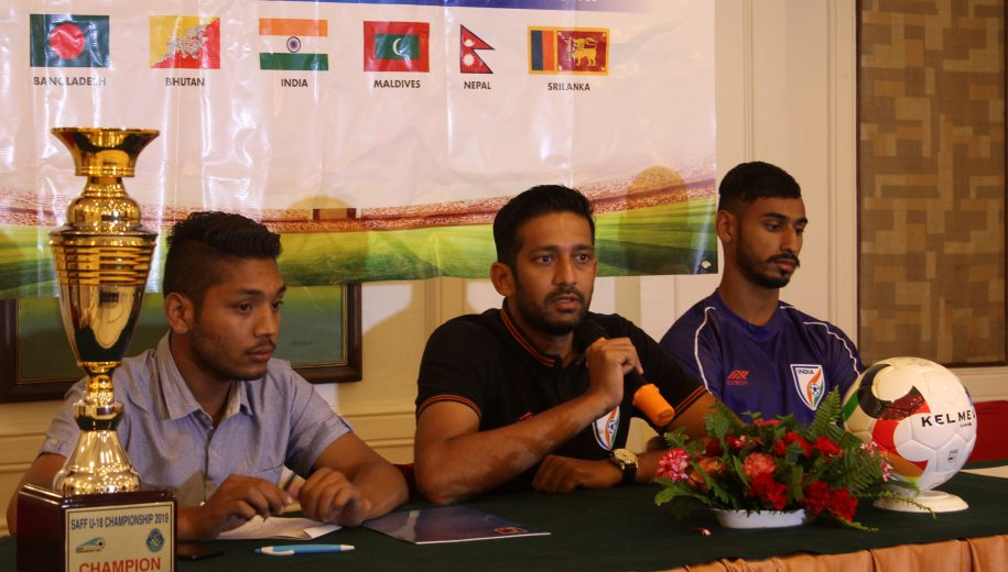 India U-19 Coach Floyd Pinto mentioned that the exposure trips have helped the boys prepare well for the SAFF Championship, and the AFC U-19 Qualifiers