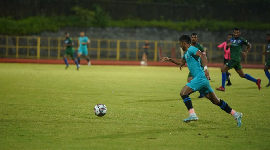 Goa, September 19, 2019: FC Goa started their pre-season in strong fashion, grabbing a 6-0 win over SESA Football Academy