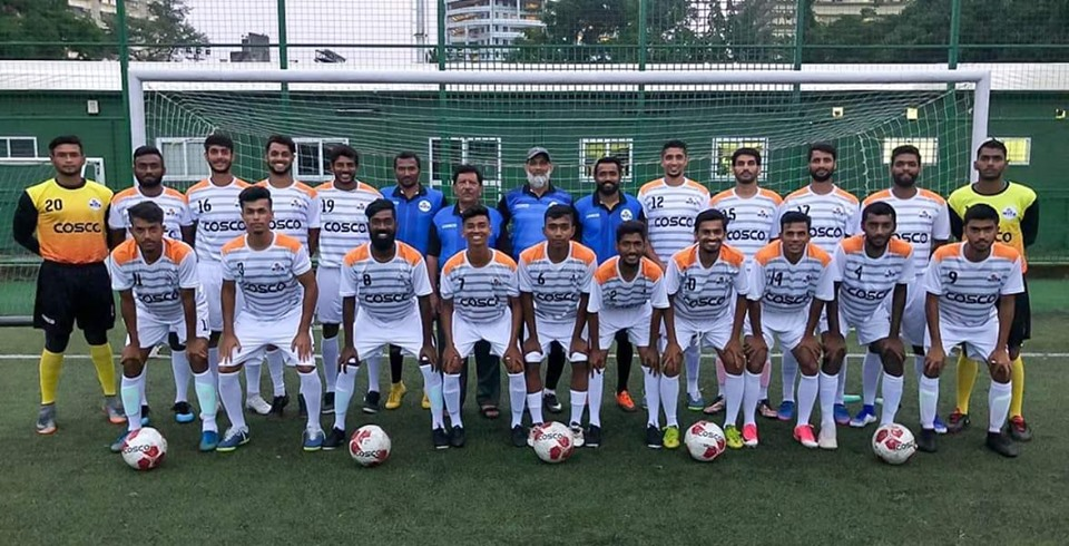 After a rigorous selection camp lasting for weeks, team Maharashtra is prepared to take part in the Santosh Trophy West Zone Qualifiers held in Goa.
