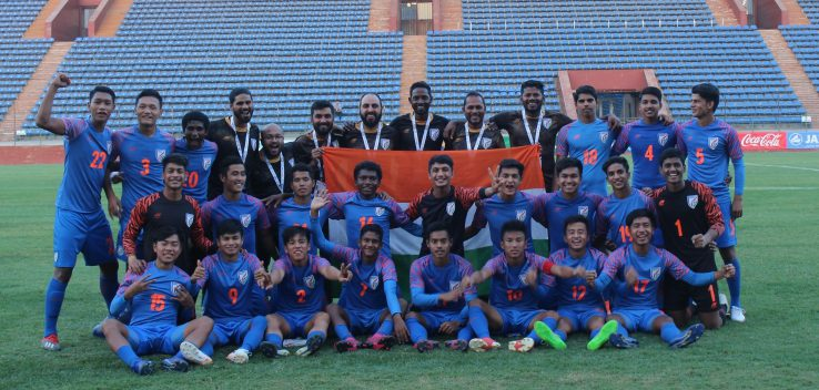 The India U-16 National Team played a 1-1 draw against hosts Uzbekistan to finish on top of Group B and qualify for the AFC U-16 Championship Bahrain 2020