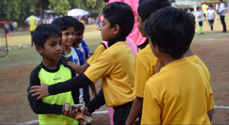 IFLI The Sunday League is not just a tournament, it's a festival bringing grassroots communities of football together to celebrate the game and improve its transitional phase.