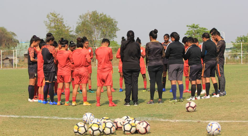 The two matches that have been given the FIFA Friendly status will be played on November 3 and 6, respectively, at the Vietnam Youth Football Training
