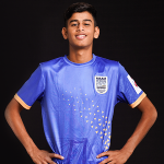 18-year-old Mohammed Asif Khan, who was promoted to Mumbai City FC senior squad, up until 18 months ago had only played for his college and university