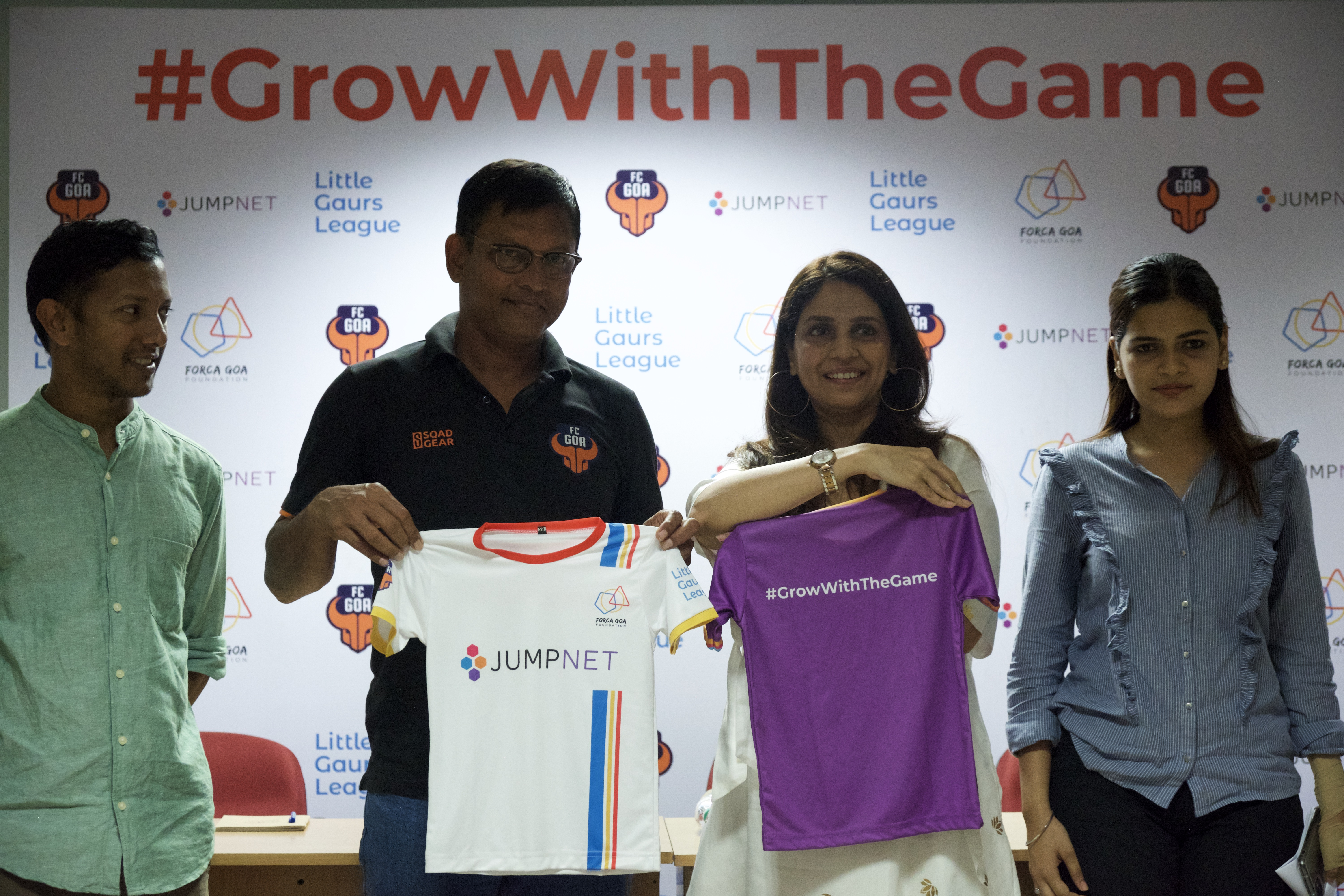 After the success of the inaugural edition of the Little Gaurs League, the Forca Goa Foundation is all set to launch the second edition of Goa's biggest Baby League, the Little Gaurs League 19-20.