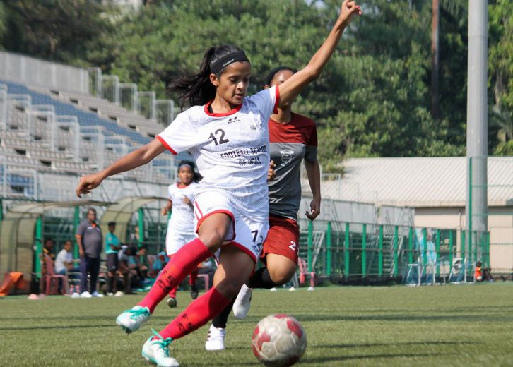 In today's WIFA Women's Football League fixture, Football School of India bagged a massive victory against Deccan XI