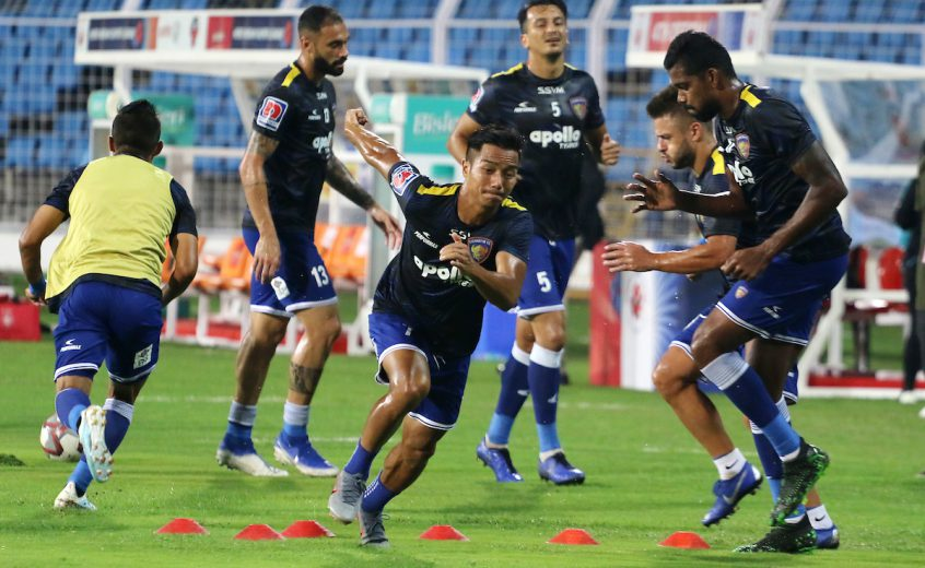 A revitalised Chennaiyin FC will look to build some momentum when they take on Odisha FC in a Hero Indian Super League clash
