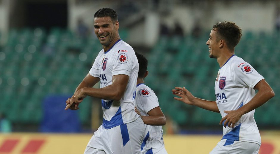 Chennaiyin FC and Odisha FC shared the spoils after a thrilling Hero Indian Super League encounter finished 2-2