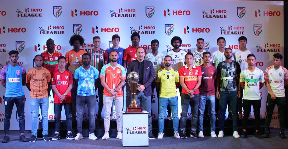 A brand new 13th edition of Hero I-League kicks-off this Saturday, 30th November, 2019, with a double-header on opening day