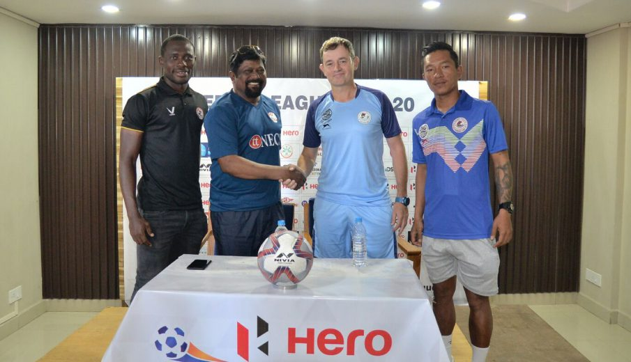 Two former champions, hosts Aizawl FC and one-half of the Kolkata giants, Mohun Bagan, are all set to kick-off the 13th Hero I-League edition
