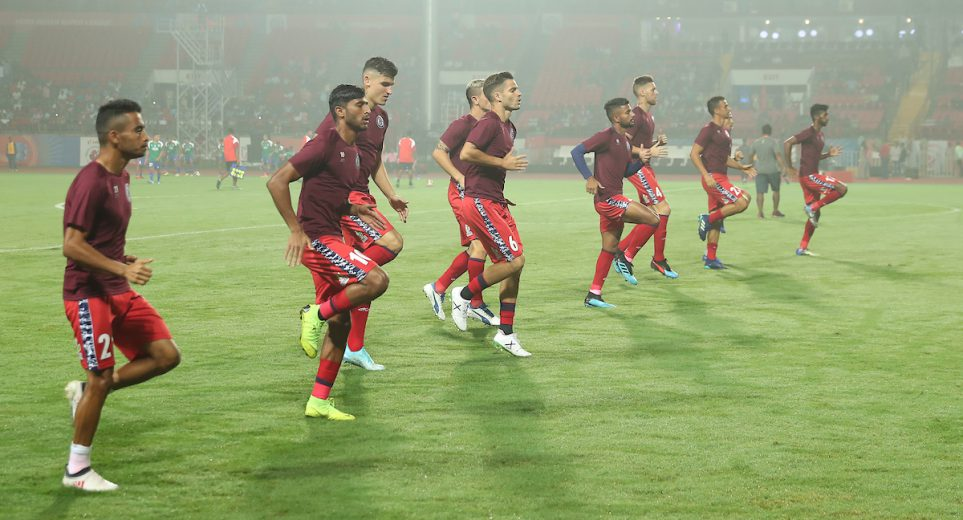 Antonio Iriondo's Jamshedpur FC are unbeaten in four Hero Indian Super League matches on home soil and they will look to extend this run to five