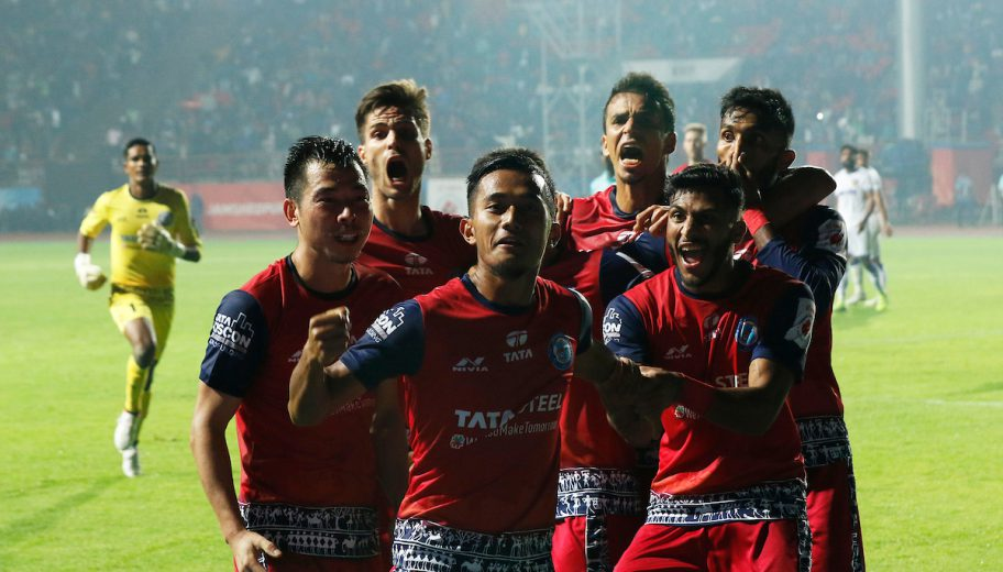 Jamshedpur FC and Chennaiyin FC had to settle for a point each at the end of a thrilling Hero Indian Super League encounter which ended 1-1