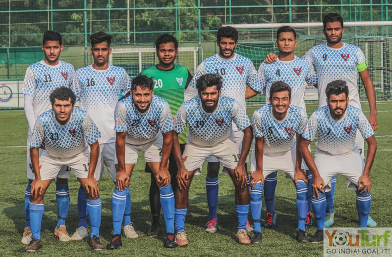 Karnatak Sporting Association carved out a narrow 1-0 win against Mumbai City FC in an Elite Division encounter of the Rustomjee-MDFA League 2019-2020