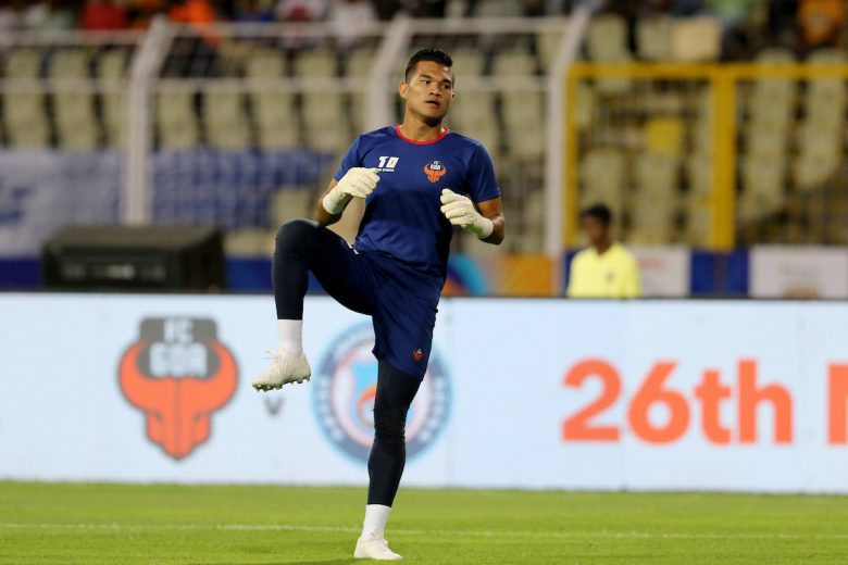20 year old youngster Mohammad Nawaz has yet again been a source of confidence at the back for the Hero Indian Super League side FC Goa