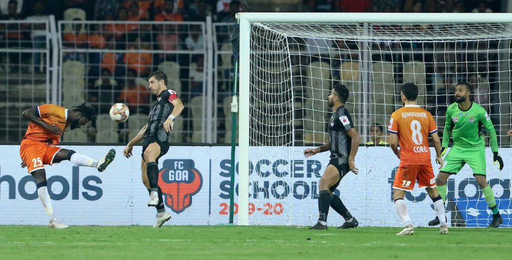 ATK will look to bounce back from their defeat to Kerala Blasters when they host league leaders FC Goa at the Salt Lake Stadium here on Saturday.