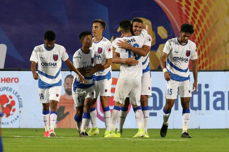 Nothing less than a victory will do for Odisha FC when they host NorthEast United FC in their Hero Indian Super League clash here at the Kalinga Stadium on Friday.