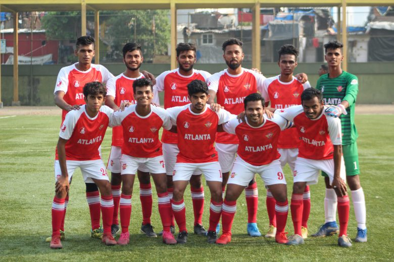 Atlanta FC survived a strong challenge from a young spirited Iron Born FC (CFCI) Under-19 in a keenly contested Super Division match