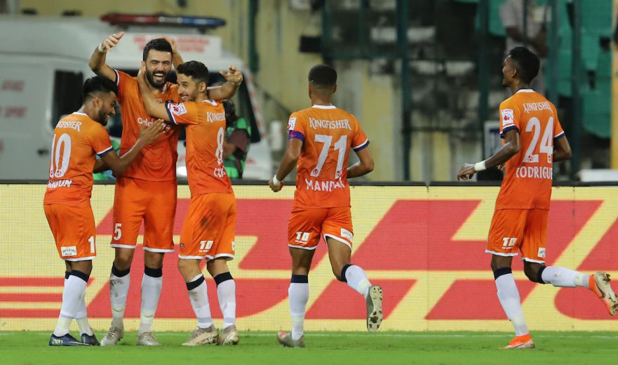 The Gaurs became the first team to qualify for and represent India at the AFC Champions League group stage after topping the Hero ISL table