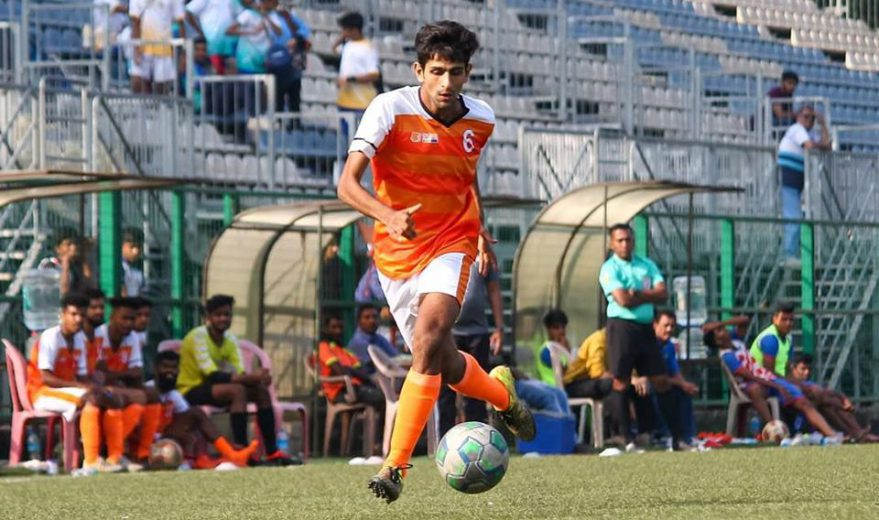 Denzil Mascarenhas brace leads Bank of Baroda to a close 3-2 victory while Kenkre edge RSF Spartans. In super Division ESIC pick all three points