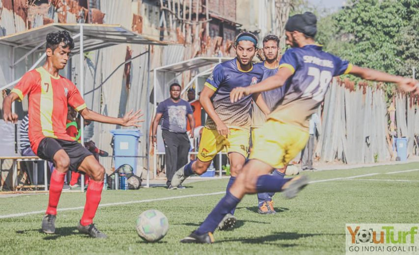 Companeroes SC 'A' and RSF Spartans SC shared the spoils as they were engaged on a 1-1 draw in a MDFA Elite Division match