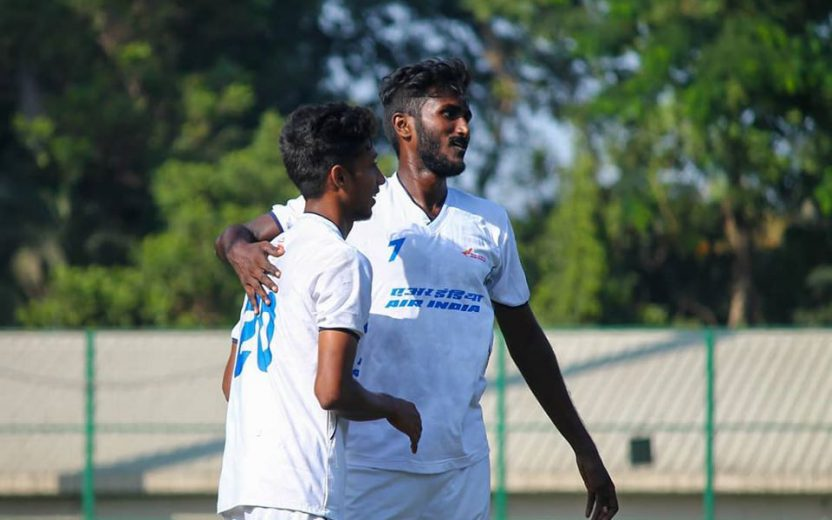 Air India ride on Johnson D'silva brace to win 3-0 while Desperados SC and JMJ Sports SC register close victories in Super Division