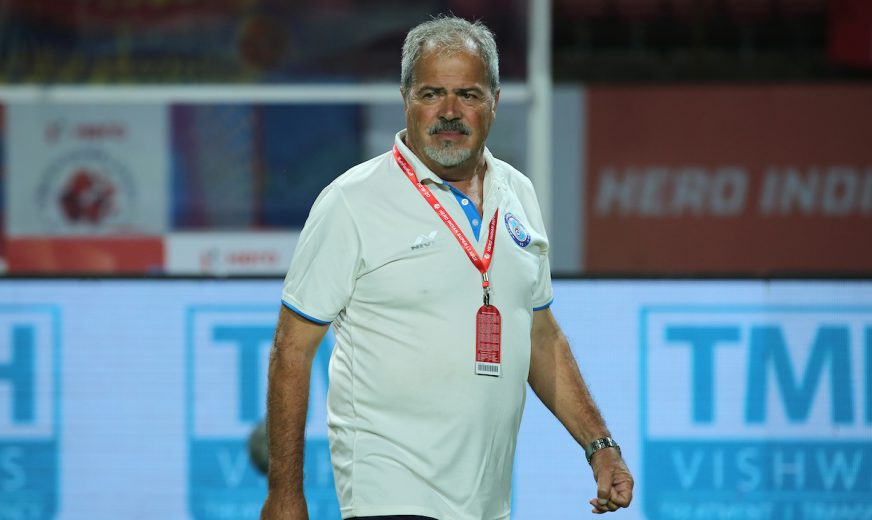 A desperate Jamshedpur FC will eye nothing but a win as they host Kerala Blasters in a Hero Indian Super League clash at the JRD Tata Sports Complex