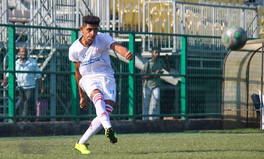 Air India rode on an injury time goal from super sub Azza Noorani to beat Central Railway 2-1 in MDFA Elite Division encounter.
