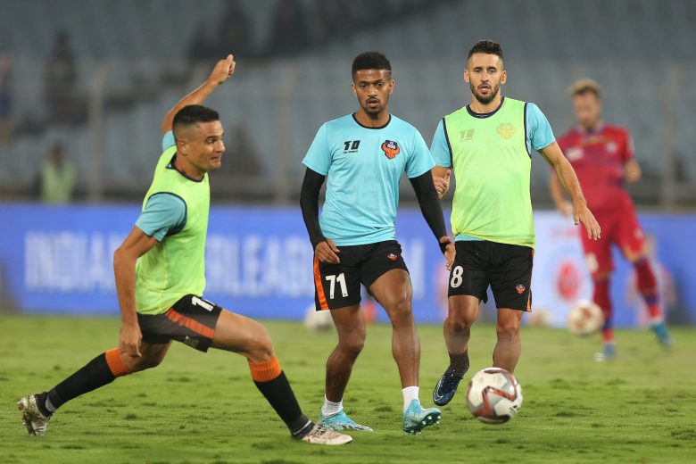 The Gaurs will be looking to pull clear of their rivals when they take on Kerala Blasters FC at the Jawaharlal Nehru stadium here on Saturday.