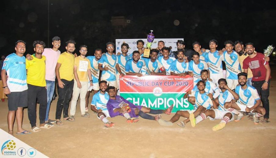 In what turned out to be a pretty close affair, OSSM lift Dr. Nitu Mankad Cup (Republic Day) Cup after edging past United Villagers in penalty shootout.