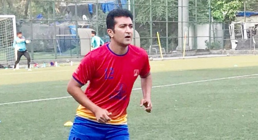 in a quick chat with footballcounter ONGC Veteran and Gujarat's first I League player Dharmesh Patel spoke about his motivation in the game