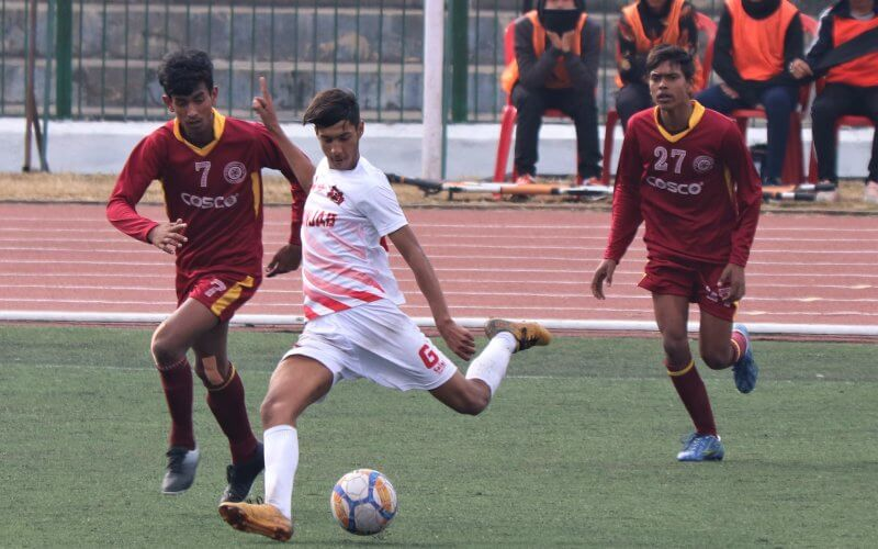"A ""confident"" Mizoram aim to win back to back titles in Hero Junior National Football Championship Tier I for the DR BC Roy Trophy when they take on Punjab"