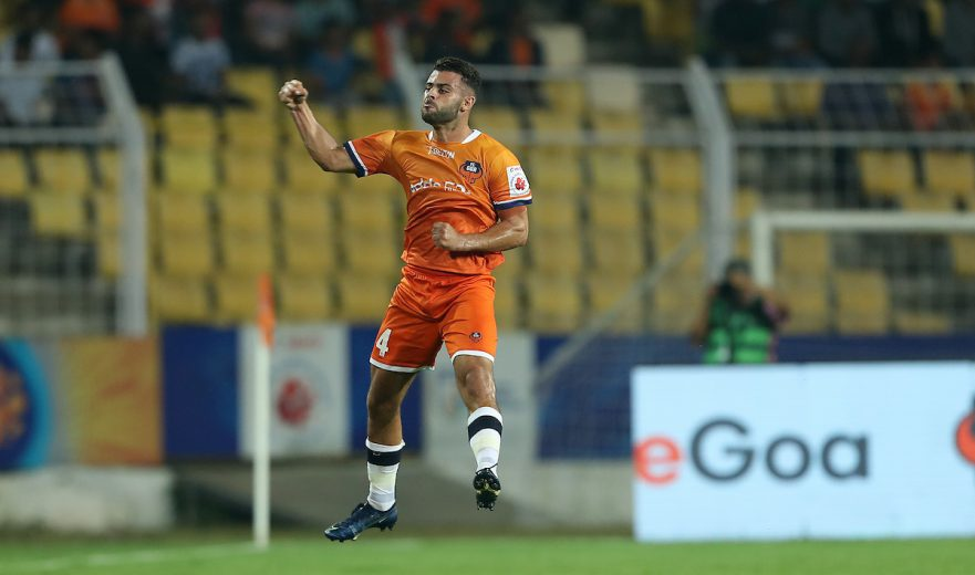 With two goals and an assist, Hugo Boumous was the catalyst in FC Goa's dominant 4-1 win against Hyderabad FC at the Jawaharlal Nehru Stadium