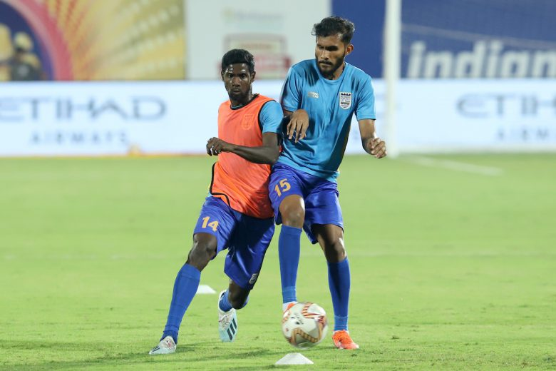 A place in the Hero Indian Super League playoffs is on the line as Mumbai City FC lock horns against Chennaiyin FC at the Mumbai Football Arena here on Friday.