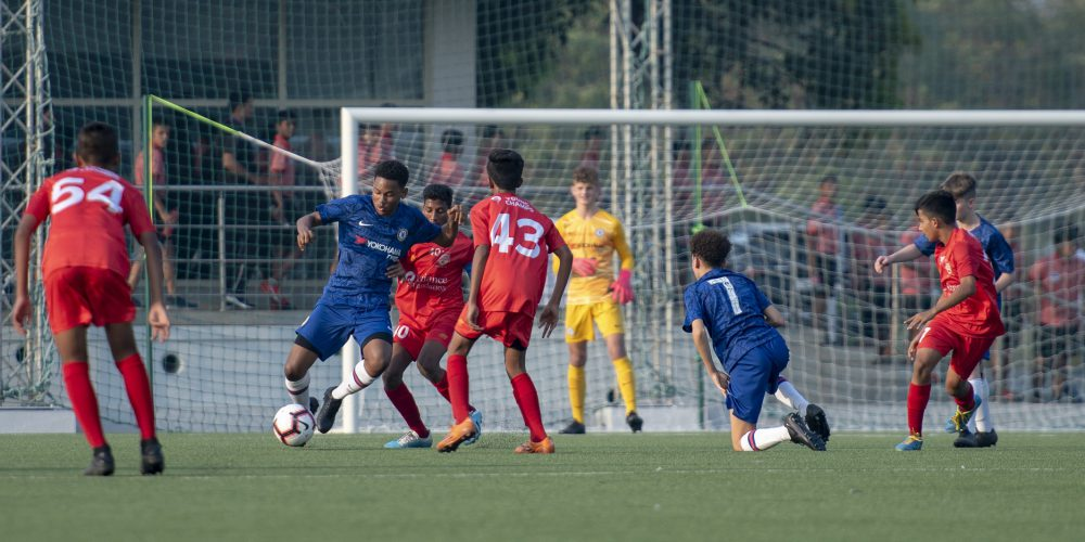 In a highly entertaining encounter of the PL-ISL Next Generation Cup Mumbai 2020, the Chelsea youth brigade scripted an impressive 3-1 victory