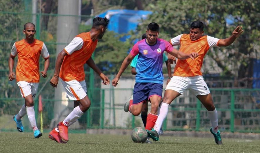 Income Tax ride on an impressive Henderson Dias, Bryce Miranda show to outclass Maharashtra State Police 4-1 in Elite Division encounter
