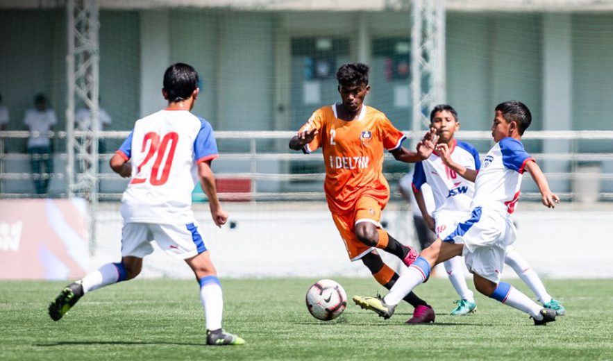 FC Goa left it late to win the battle between two Indian Super League sides as young Gaurs defeated Bengaluru FC 2-1 on day 2 of PL-ISL Next Gen Mumbai Cup