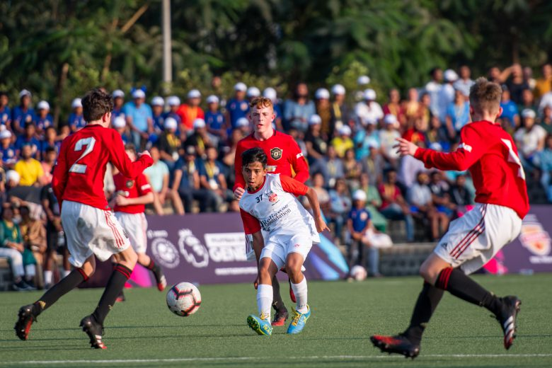 It was a day to reckon for Indian football as RF Young Champs overcome Manchester United Youth side in the final day of PL-ISL Next Gen Mumbai Cup