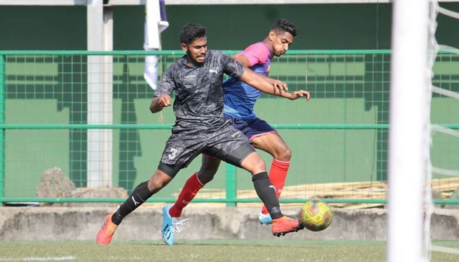 2nd half goals turned the tide as both RBI Income Tax pick comfortable wins in Elite Division game, meanwhile in 2nd division, OSSM, Boxer reach last 4