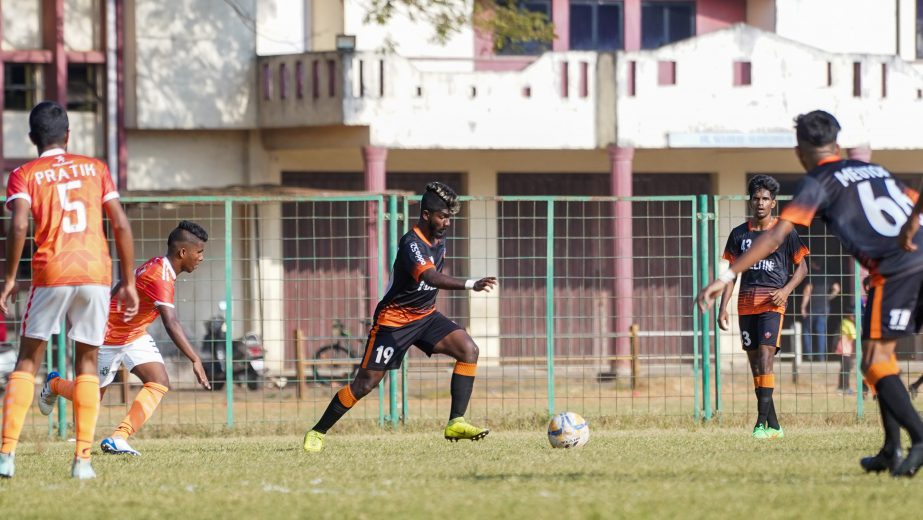 FC Goa U18 were a dominant side in Hero Elite League, finishing top of pile in the Goa division, beating the likes of Dempo SC, Salgaocar, Sporting & SESA.