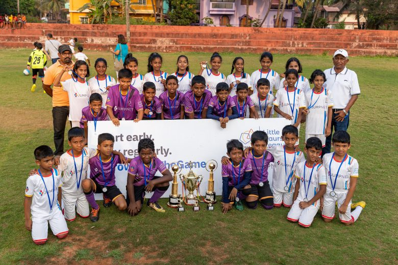 Goa's largest Baby League, the Little Gaurs League recently held its award ceremony, marking the end of a successful season.