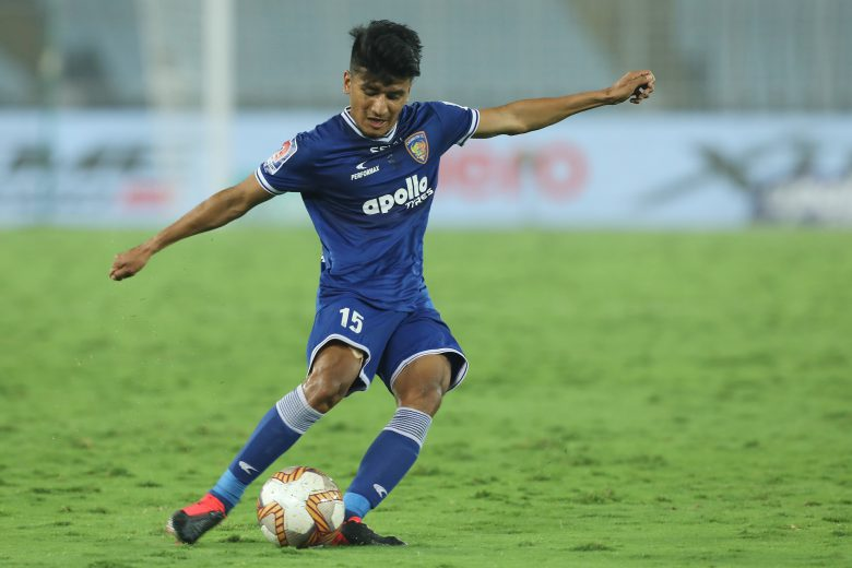 In his four seasons with Chennaiyin FC, Anirudh Thapa has made the midfield position his own with his captivating displays in the Hero Indian Super League.