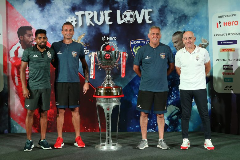 Season six of the Hero Indian Super League is all set to culminate with a showdown between ATK and Chennaiyin FC at the Jawaharlal Nehru stadium