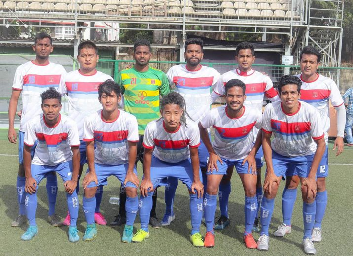 Oil & Natural Gas Corporation (ONGC) rode on Arif Shaikh's hat-trick to tame Century Rayon 3-1 in an Elite Division match of the Rustomjee-MDFA League 2019-2020