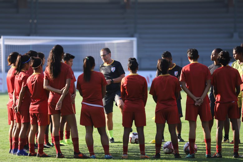 India U-17 Women's Team Head Coach Thomas Dennerby feels his players are starving to get back to the pitch once normalcy returns after the end of the nationwide Lockdown