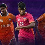 FC Goa has announced contract extensions for their Developmental Team trio - Nestor Dias, Lesly Rebello and Kapil Hoble.