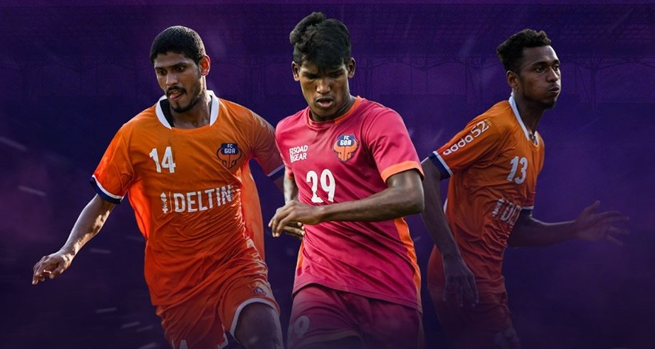 FC Goa has announced contract extensions for their Developmental Team trio - Nestor Dias, Lesly Rebello and Kapil Hoble.